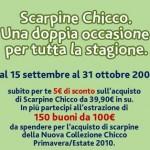 Scarpine Chicco - Sconti sull'acquisto Online
